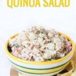 Smashed Chickpea & Quinoa Salad
