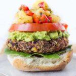 Tex-Mex Quinoa Burgers