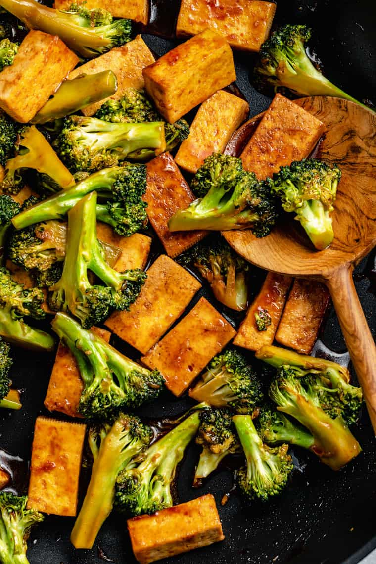 best type of tofu for stir fry