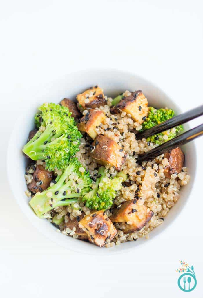 Still to this day I can't make a stir-fry without broccoli. It just ...