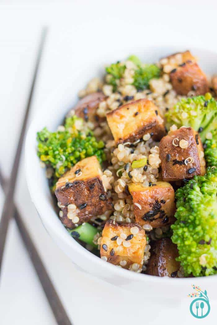 Tofu And Broccoli Stir Fry Recipes — Dishmaps