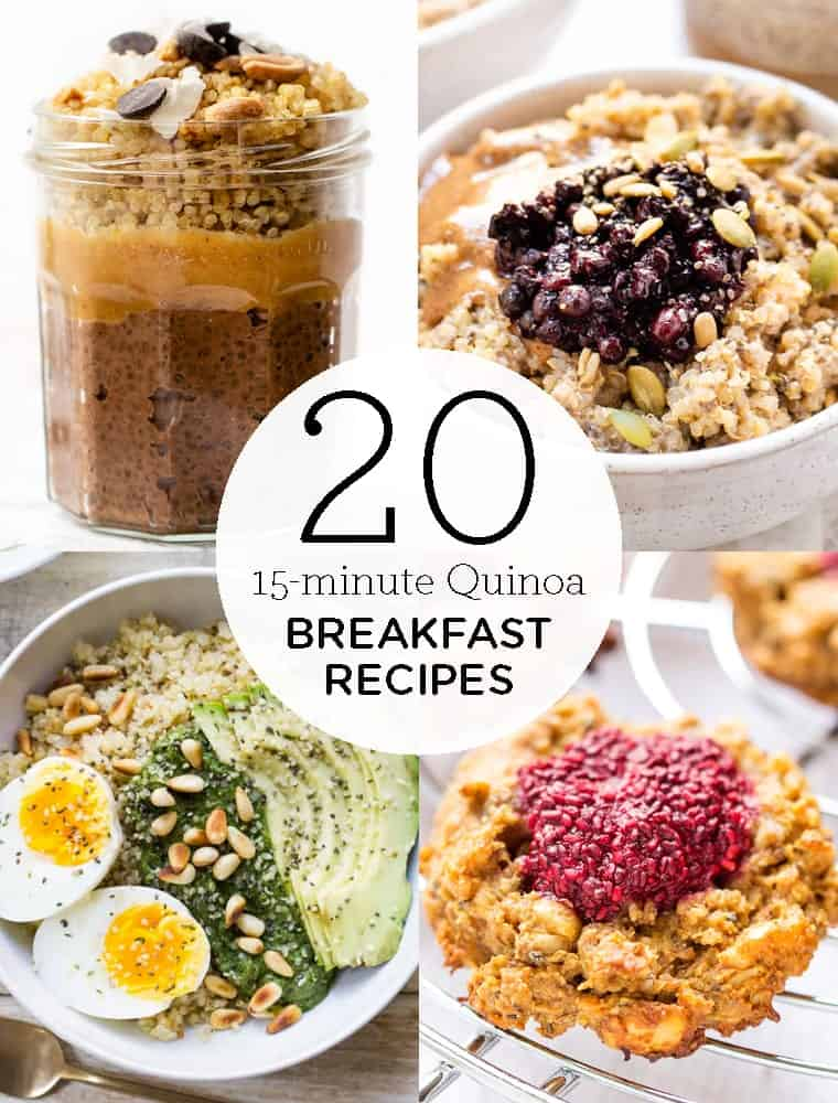 Easy Quinoa Breakfast Recipes