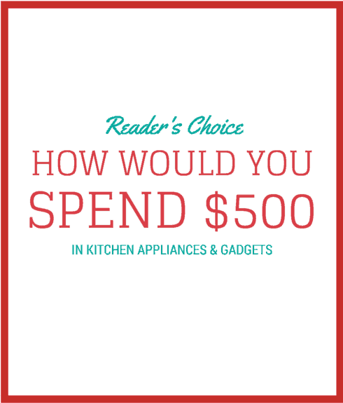 How to stock your kitchen - a reader challenge from Simply Quinoa
