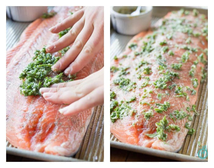 How to roast the perfect salmon with Verlasso Salmon