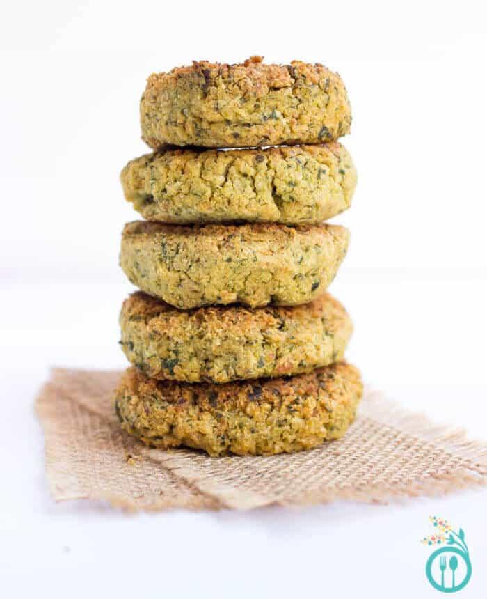 baked-quinoa-falafel