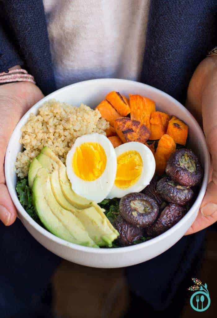 My Simply Quinoa Lunch Bowl - Simply Quinoa