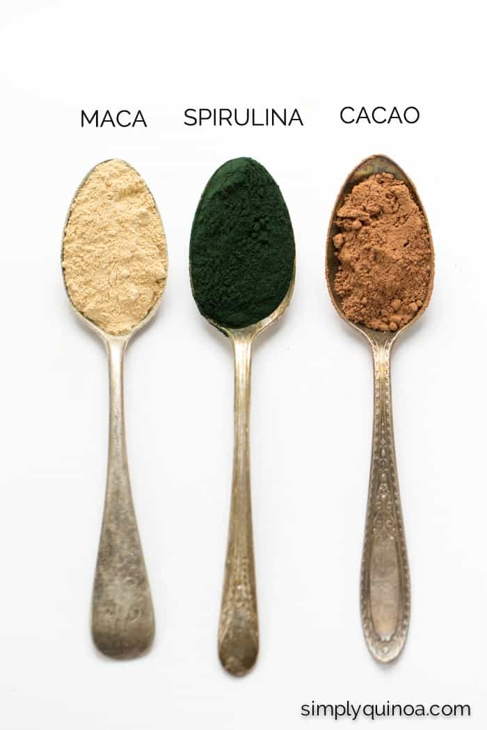 The best superfood powders and why they're so healthy | simplyquinoa.com