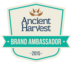 Ancient Harvest Quinoa Blog Ambassador Program