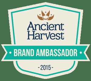 Ancient Harvest Quinoa Blog Ambassador Program