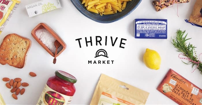 Thrive Market - Special Offer for All SQ Readers!