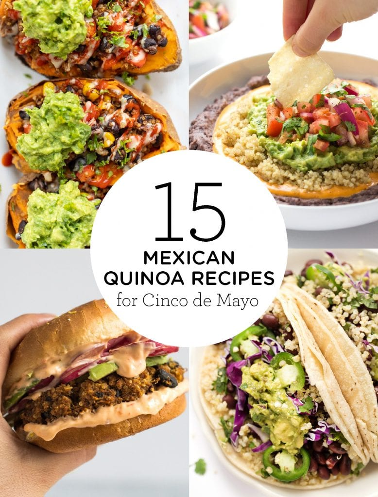 15 Mexican Quinoa Recipes
