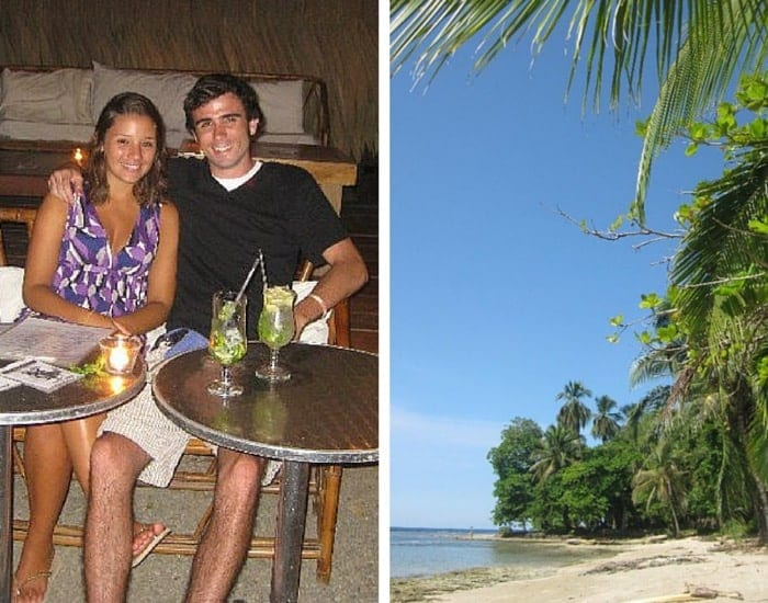 Traveling to Costa Rica - with Matt and Alyssa