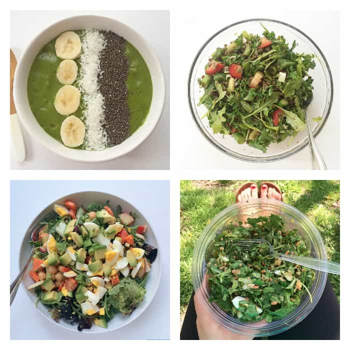 How I eat Lean, Clean and Green!