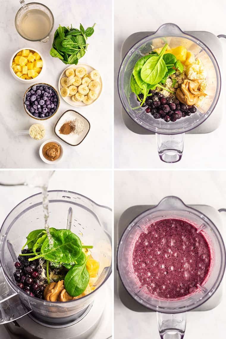 How to Make the Best Post Workout Smoothie