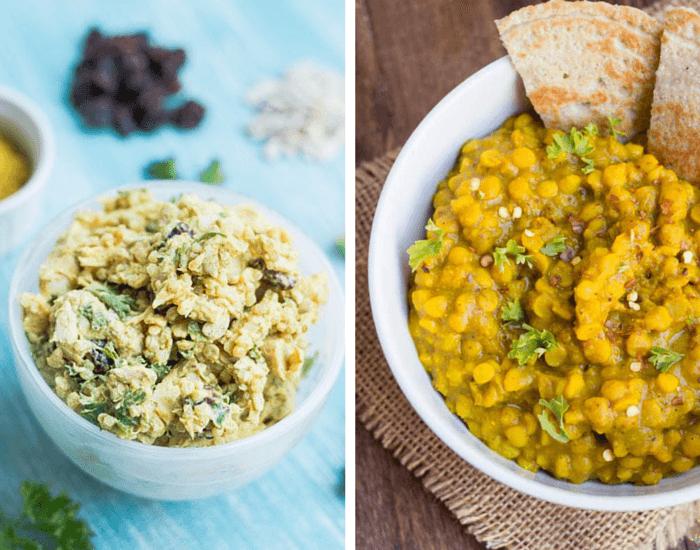 Healthy Curry Recipes from simplyquinoa.com