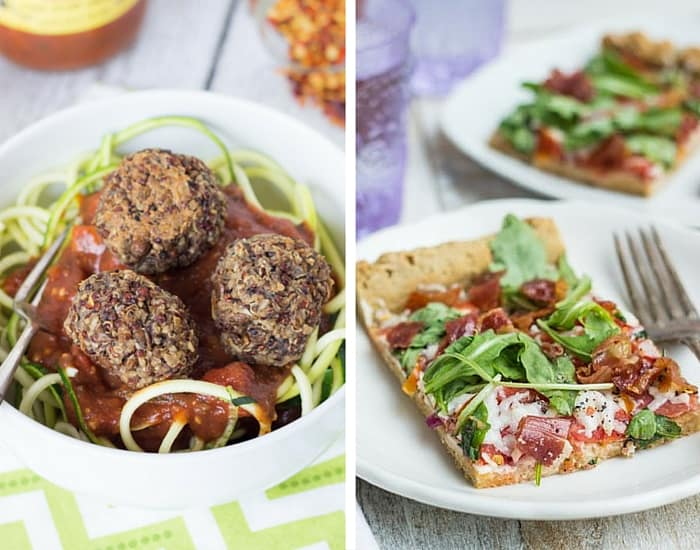 Healthy Italian Quinoa Recipes from simplyquinoa.com