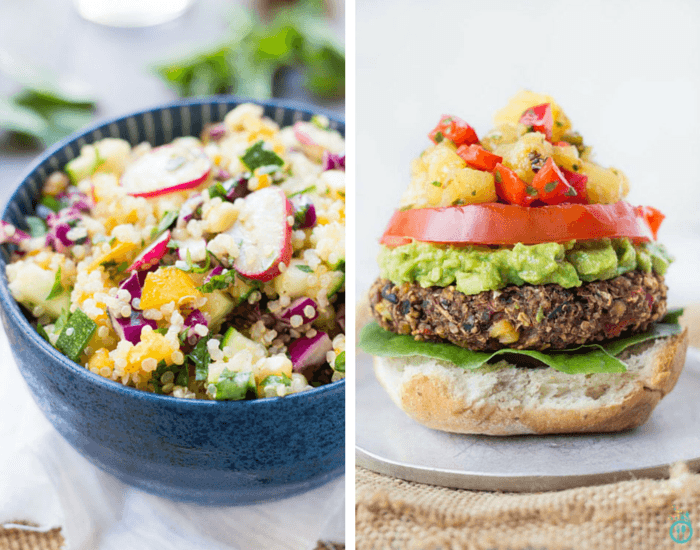 Other healthy sweet corn recipes to try this summer | simplyquinoa.com
