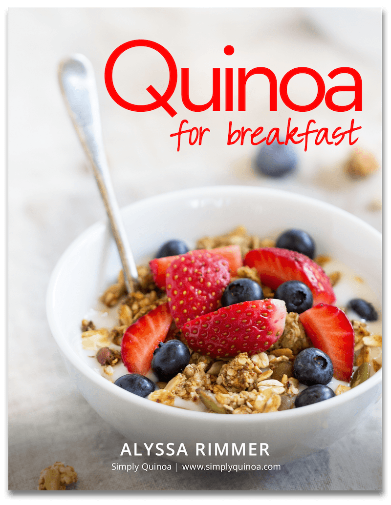 how to make quinoa for breakfast
