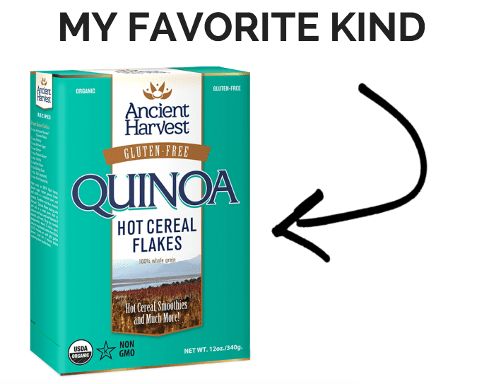 What are quinoa flakes, where do you find them and how do you use them? All the answers are here!