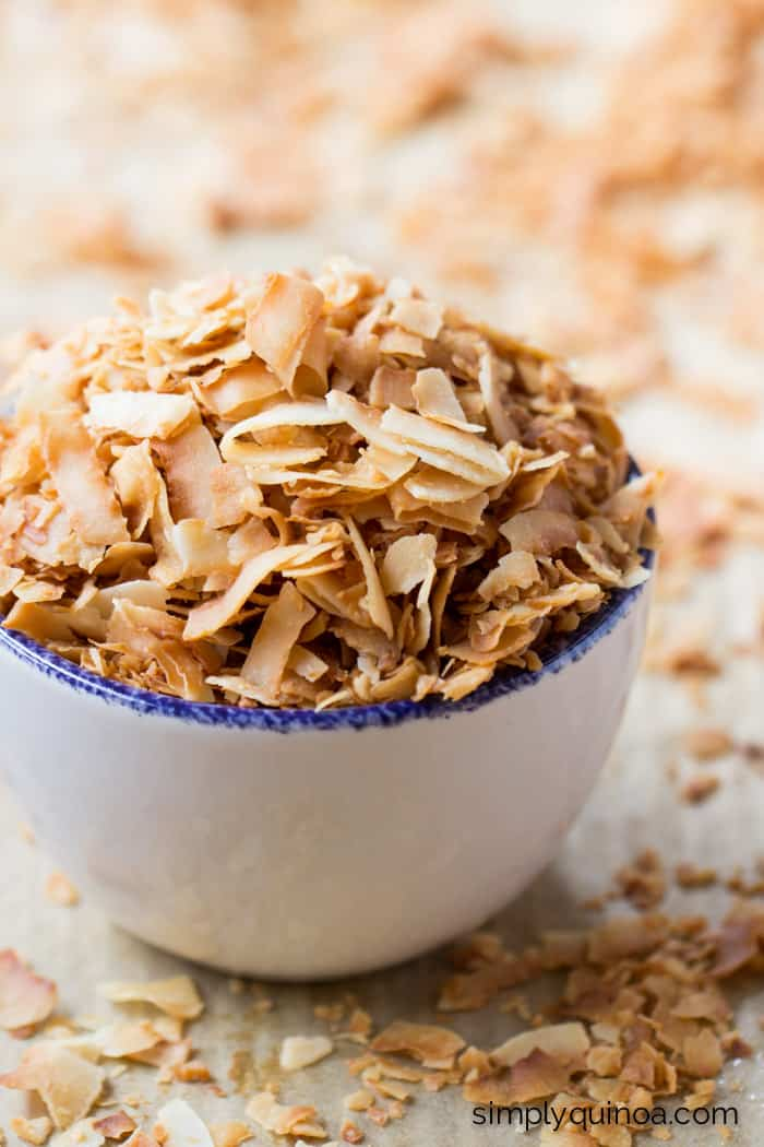 how to make toasted coconut butter (with step-by-step photos!)