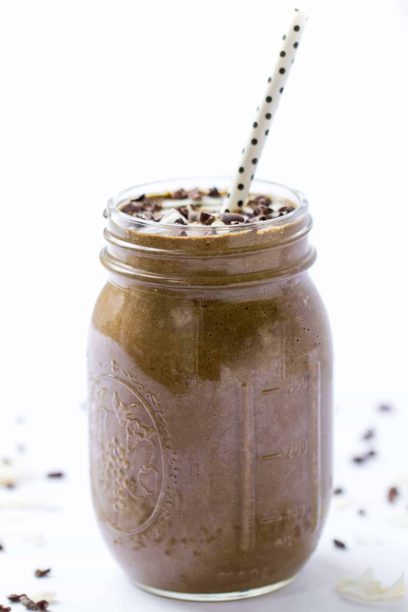 Energizing Almond Joy Smoothie - Simply Quinoa