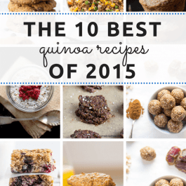10 Best Quinoa Recipes of 2015