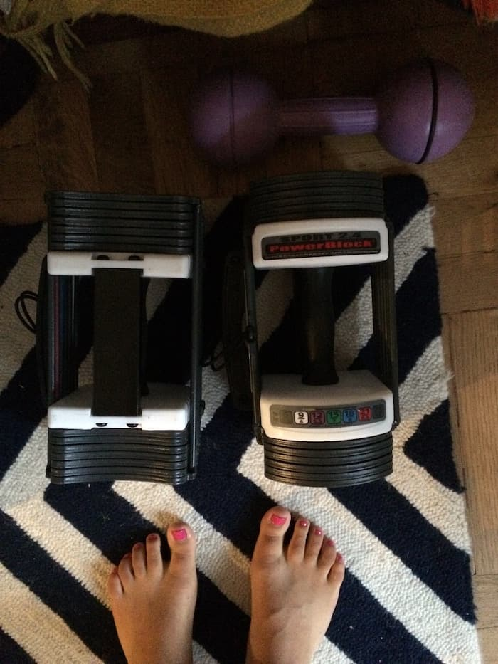 How to stay motivated to workout PLUS my personal weekly workout schedule {feel good friday}