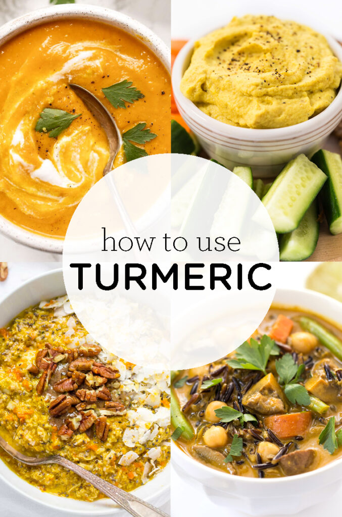 How to Use Turmeric