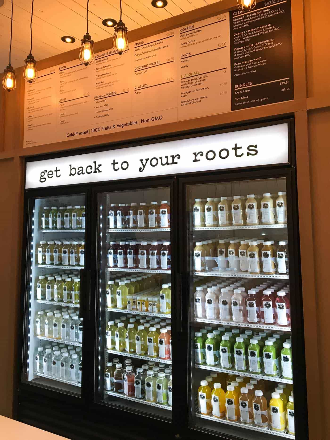 Pressed Juicery in NYC -- and my 3-day juice cleanse experience