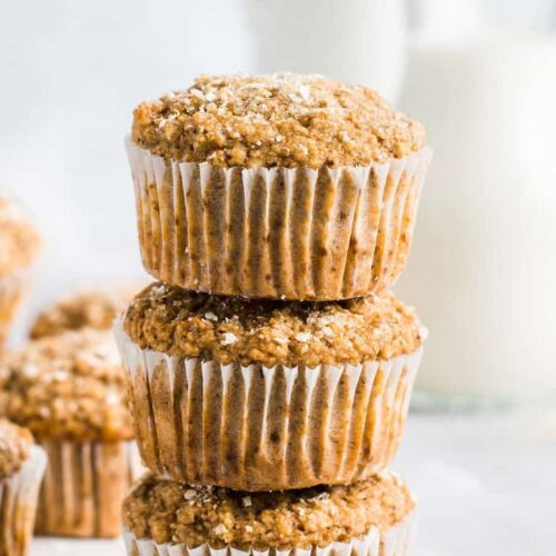 Spiced Coconut Yogurt Muffins with Quinoa