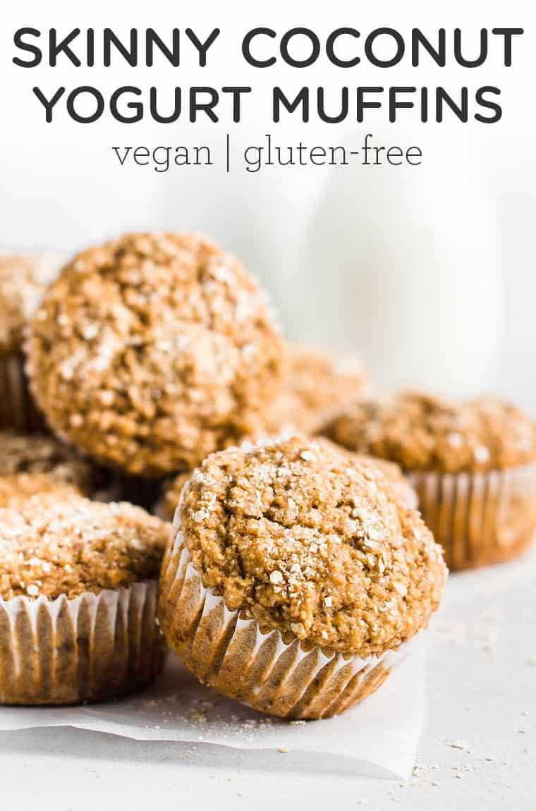 Healthy Vegan Quinoa Muffins