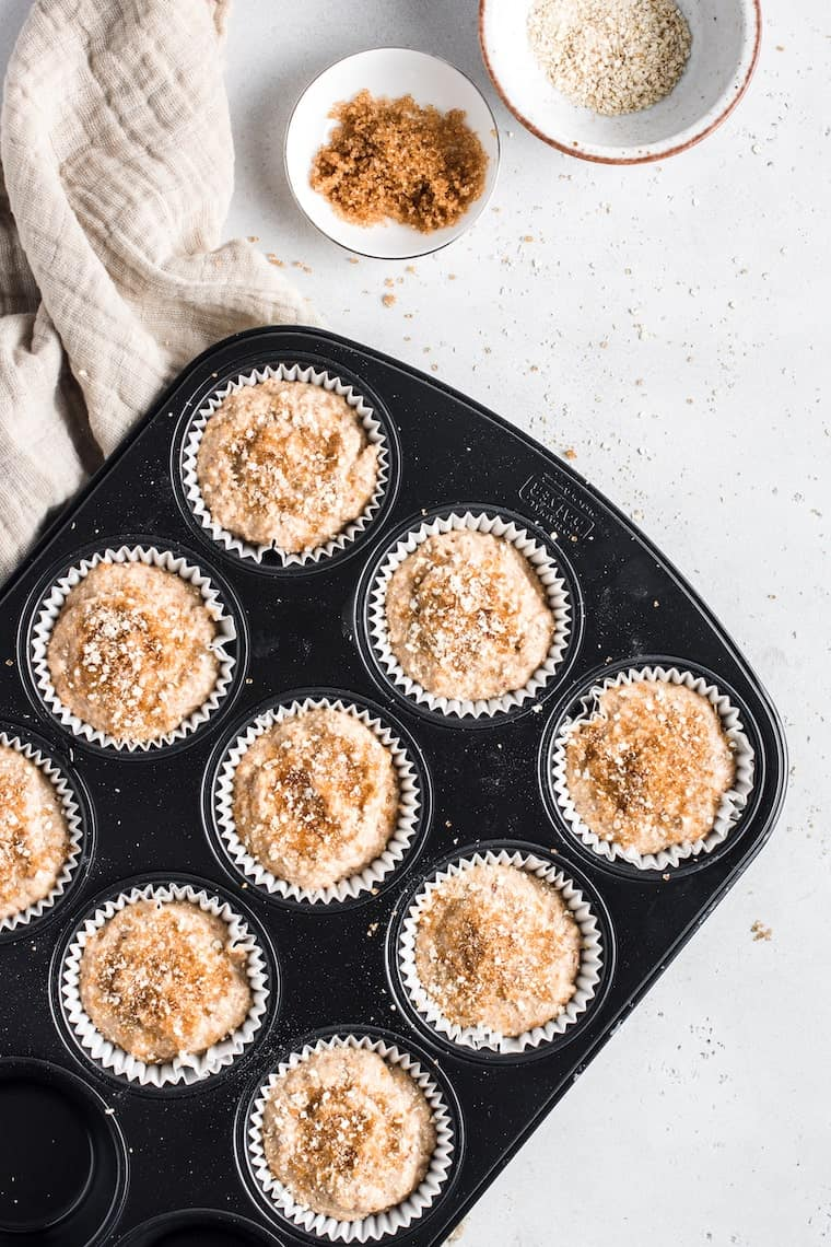 How to make Healthy Muffins