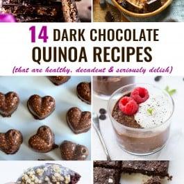 The 14 Best Chocolate Quinoa Recipes