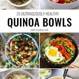 The 35 Best Quinoa Bowls