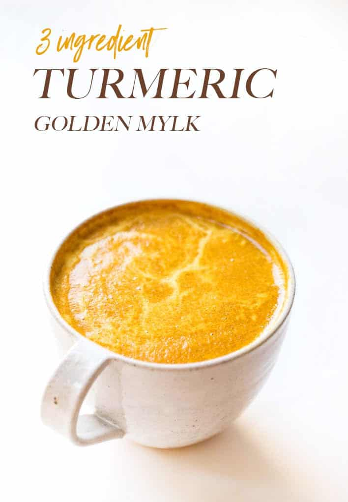 how to make a golden milk latte