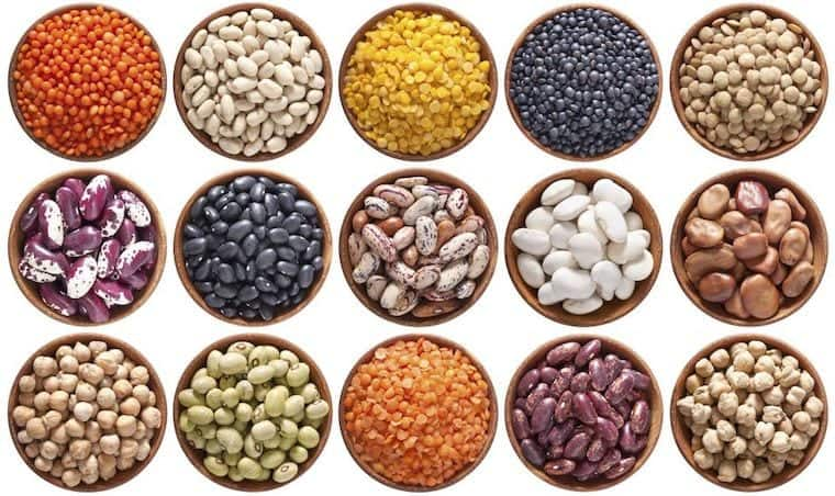 Image of all pulses