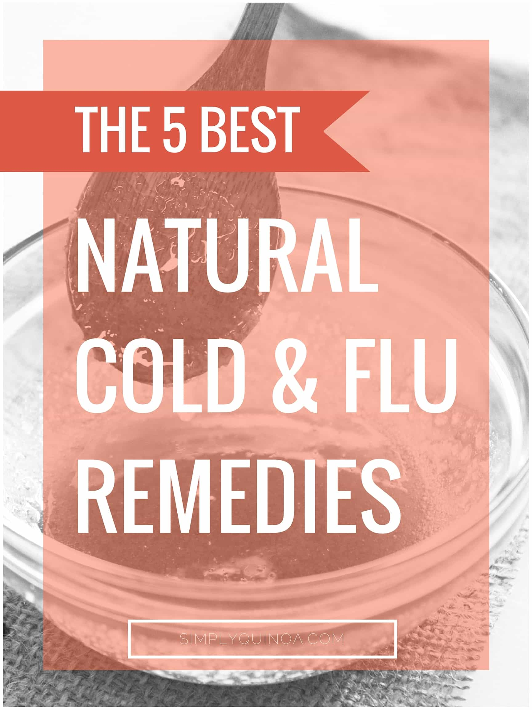 Ways To Beat The Flu Naturally
