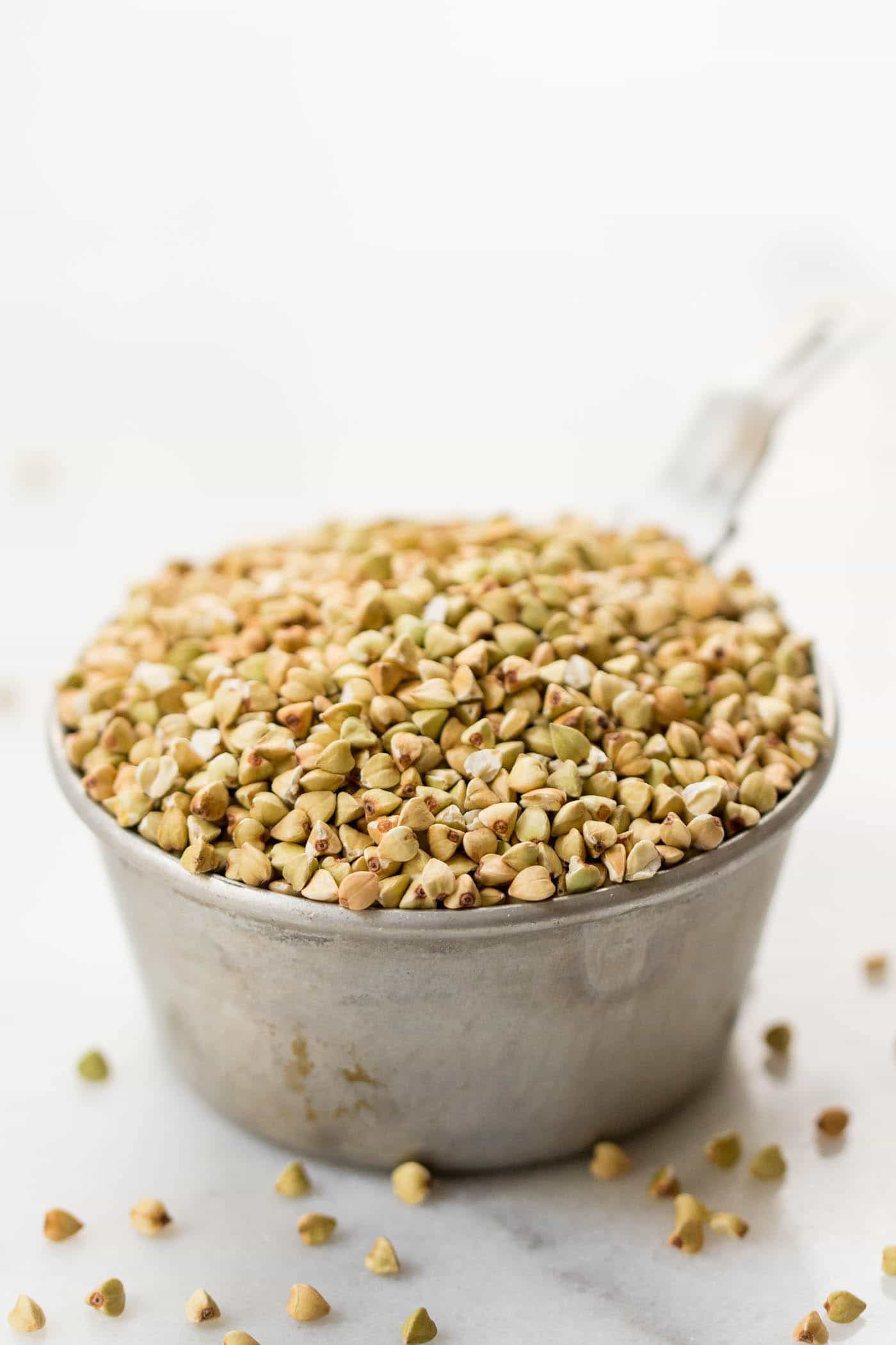 BUCKWHEAT: one of the six staple whole grains you should have you in your pantry!