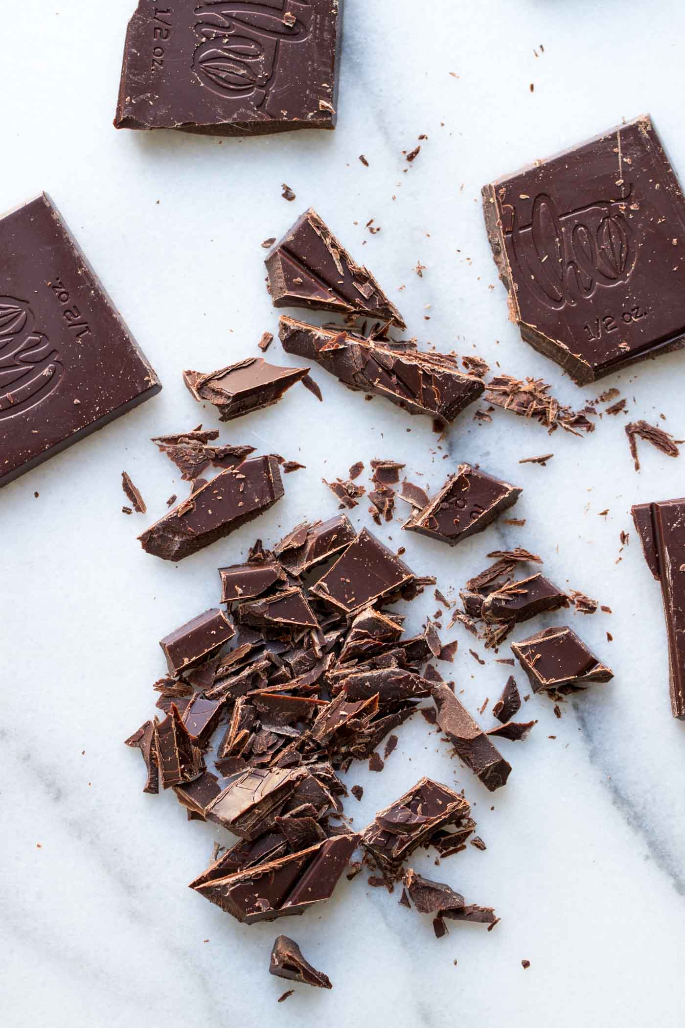 The best VEGAN baking chocolate -- 70% dark, organic, soy-free, gluten-free + fair-trade!