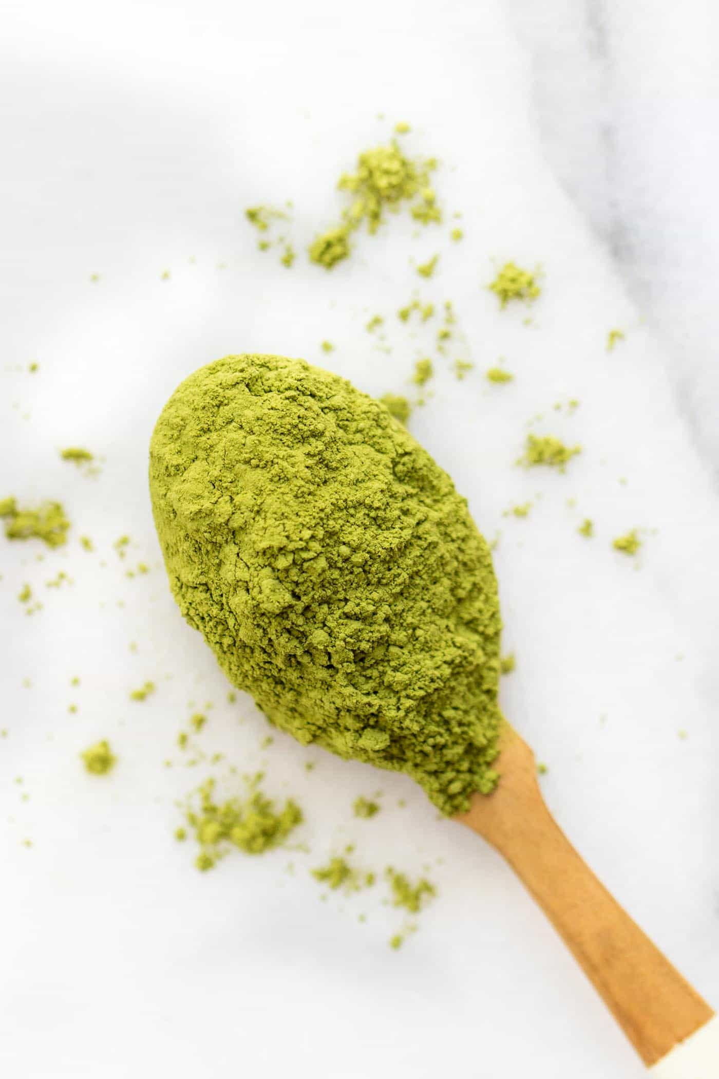 Matcha Green Tea Latte - the perfect alternative to coffee and a delicious way to start your morning