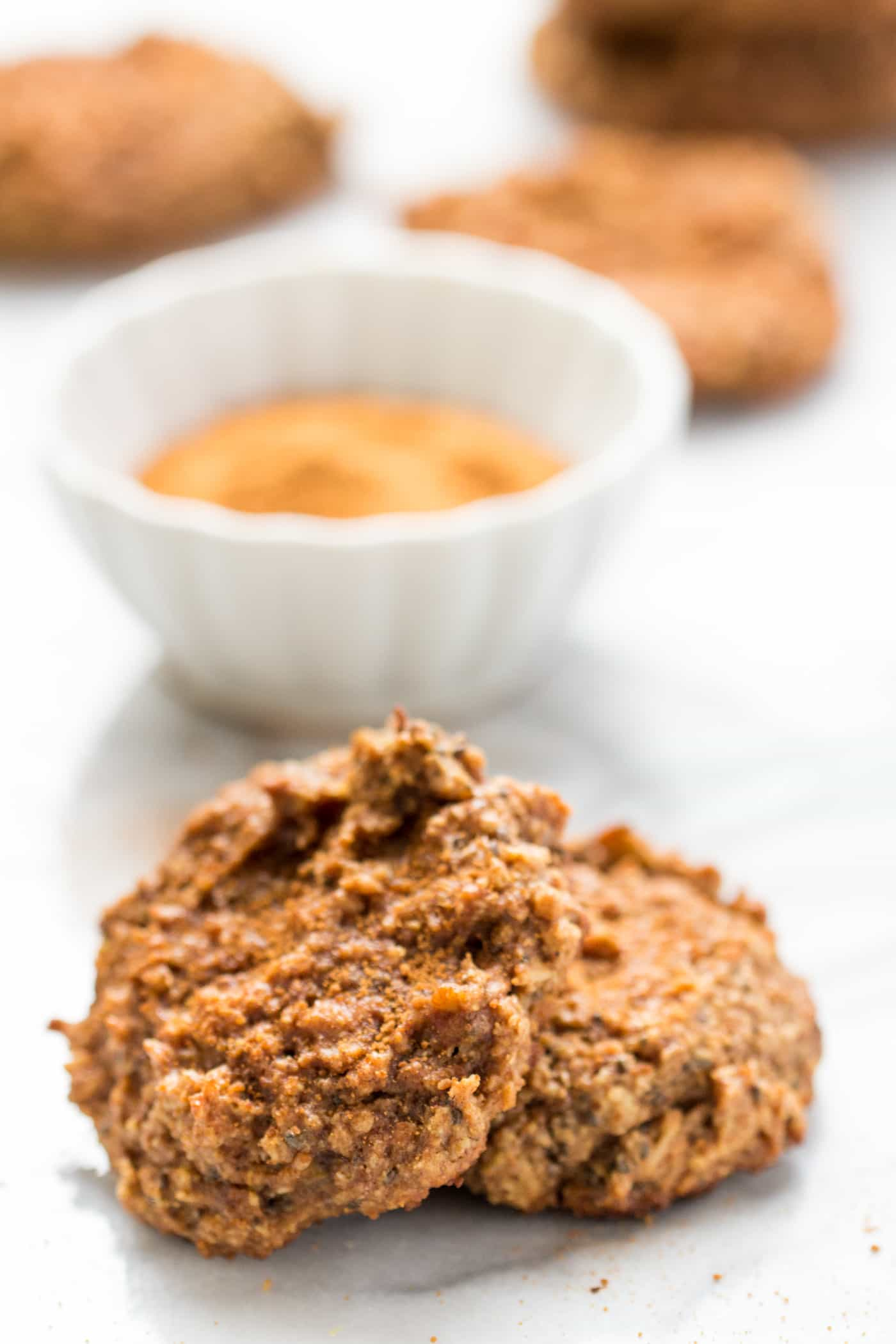 SNICKERDOODLE QUINOA BREAKFAST COOKIES -- nutritious, delicious and healthy enough for breakfast!
