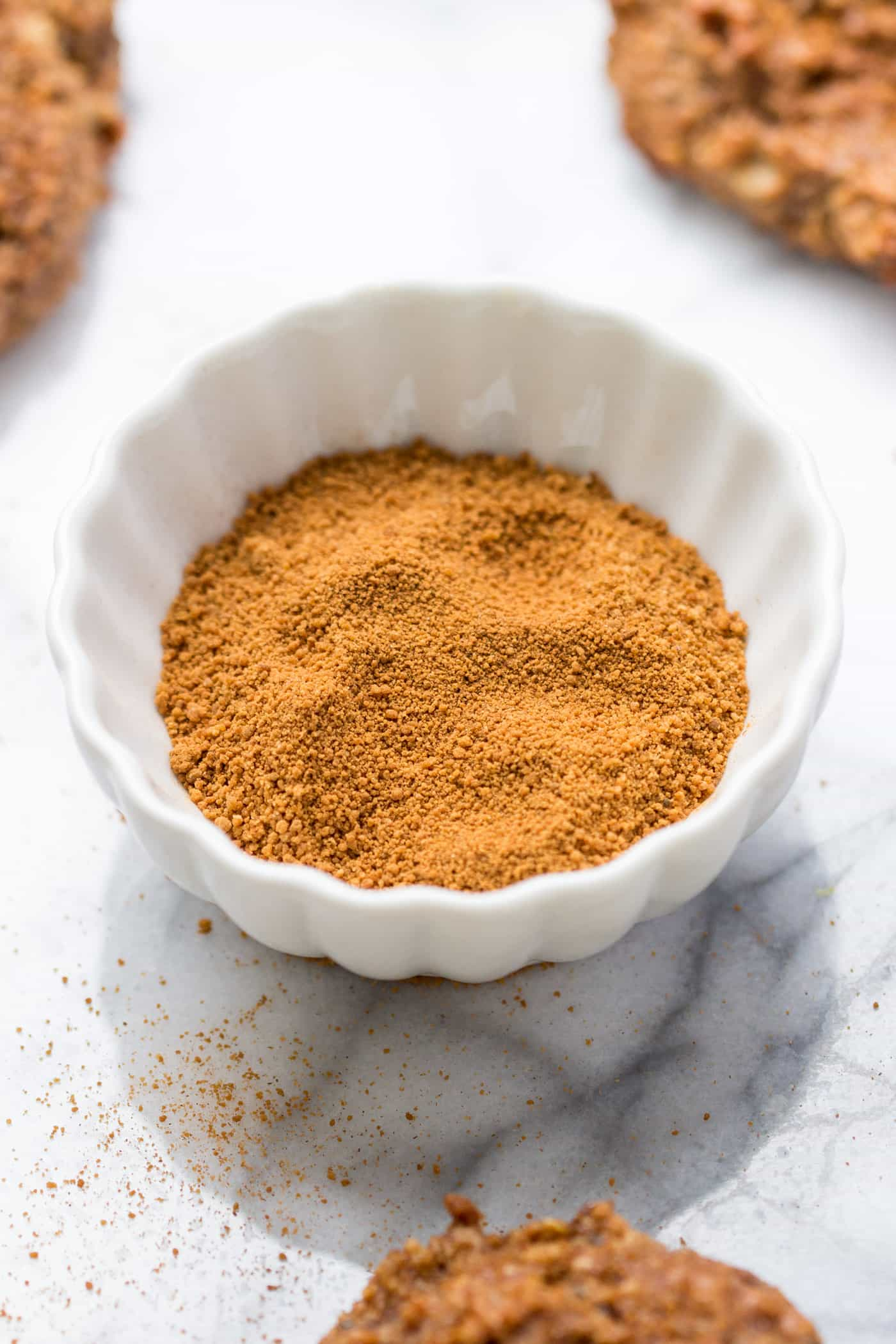 Cinnamon Coconut Sugar -- the perfect topping for snickerdoodle quinoa breakfast cookies!