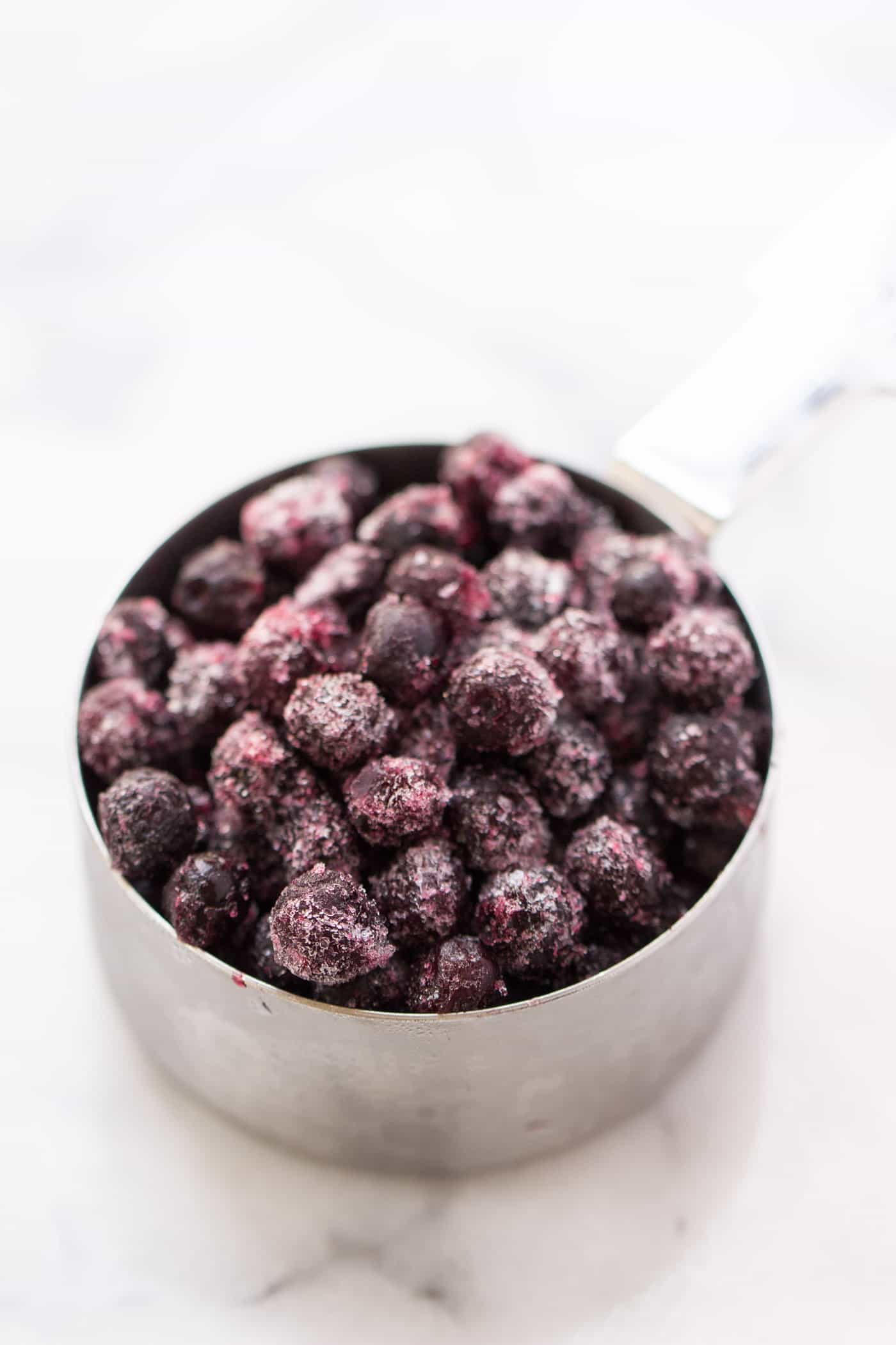 Wild blueberries vs. cultivated blueberries...which are better?