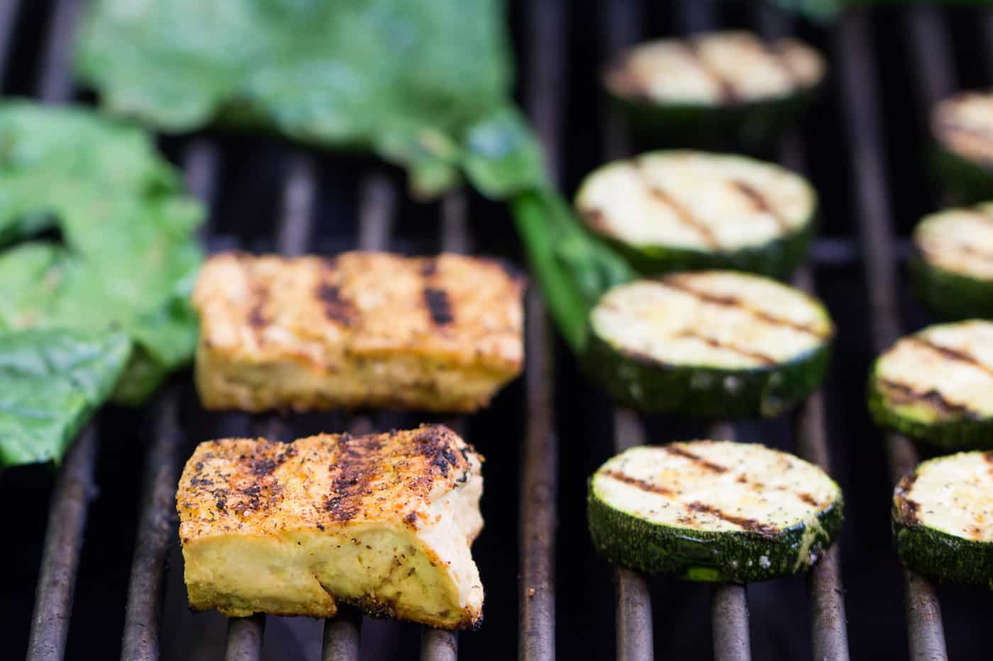 How to make Grilled Tofu!