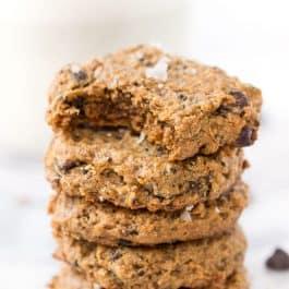 Cashew Quinoa Cookies