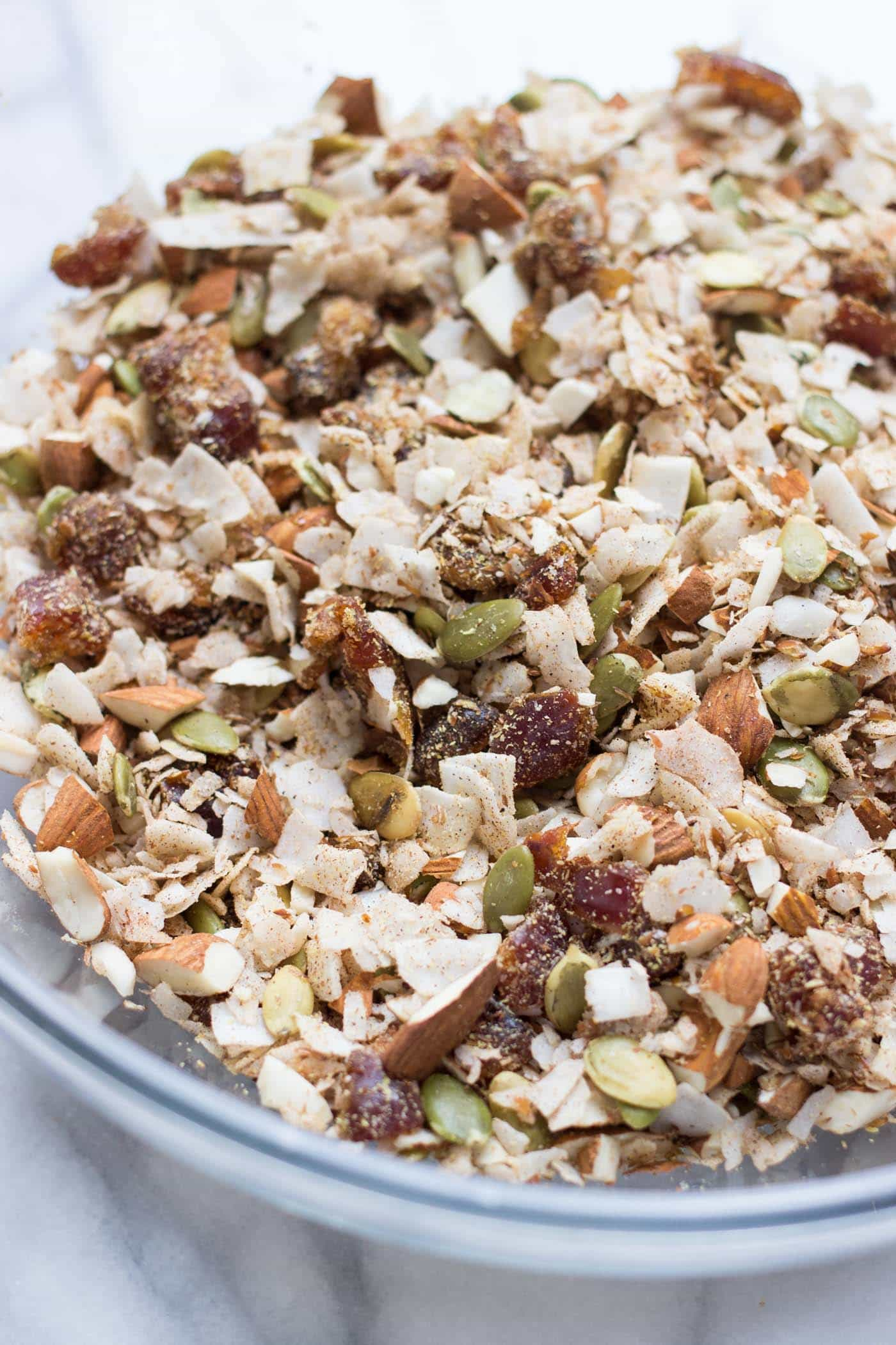 How to make perfect grain-free granola!