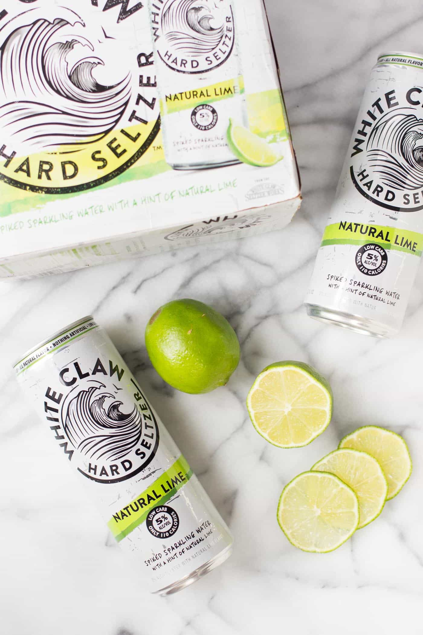White Claw Hard Seltzer -- the perfect summer drink for those of us who are healthy conscious!