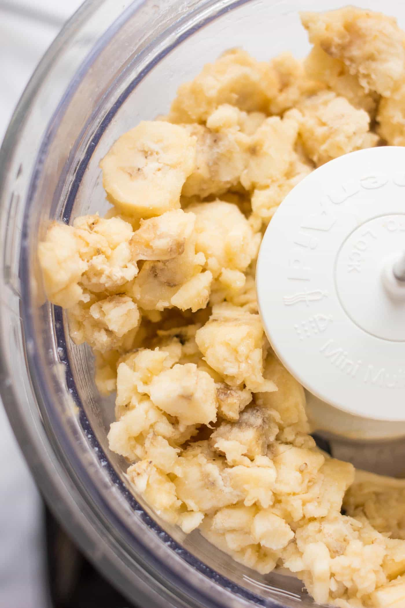 How to make banana ice cream in just two simple steps!