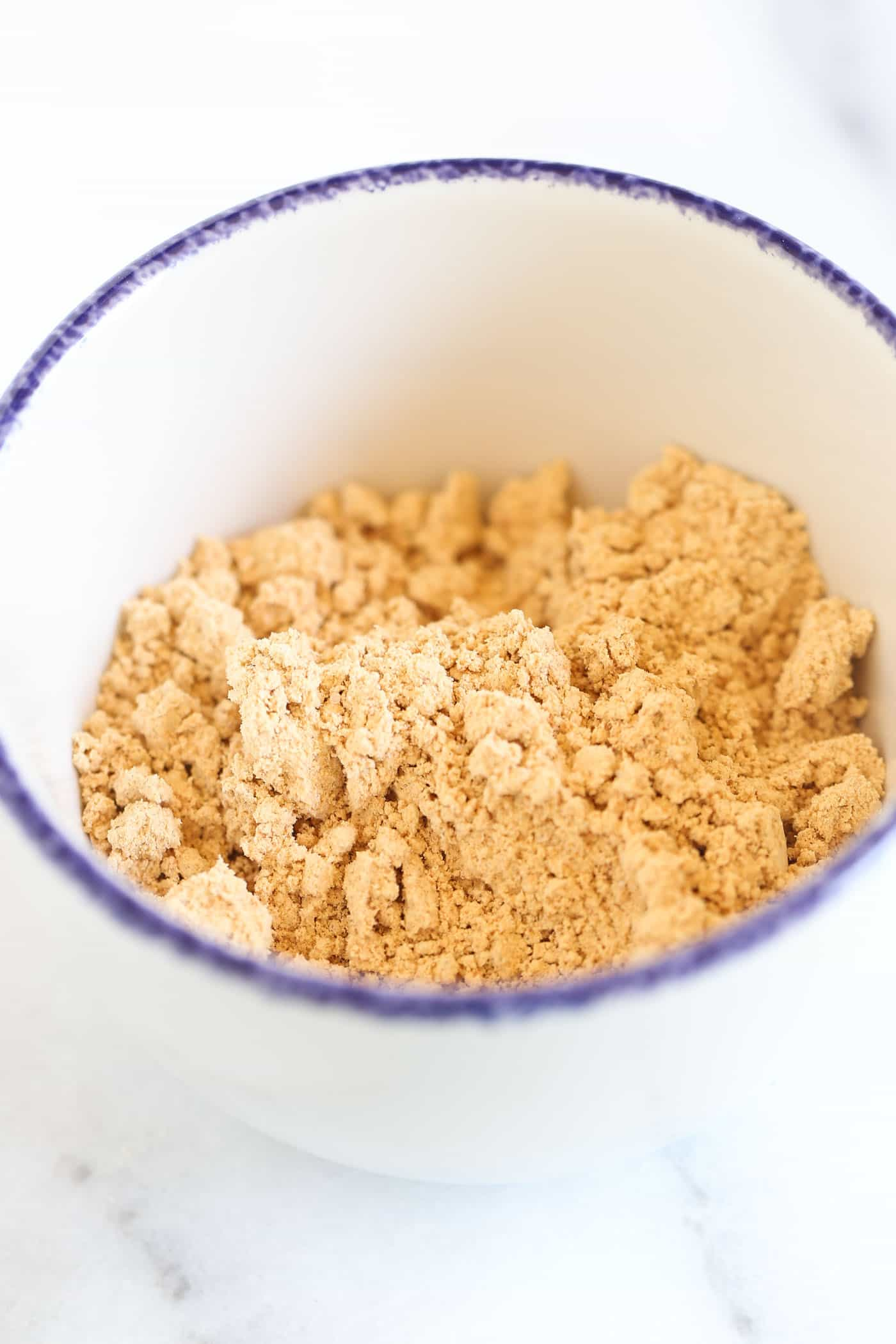 How to make a peanut butter drizzle using peanut butter powder!