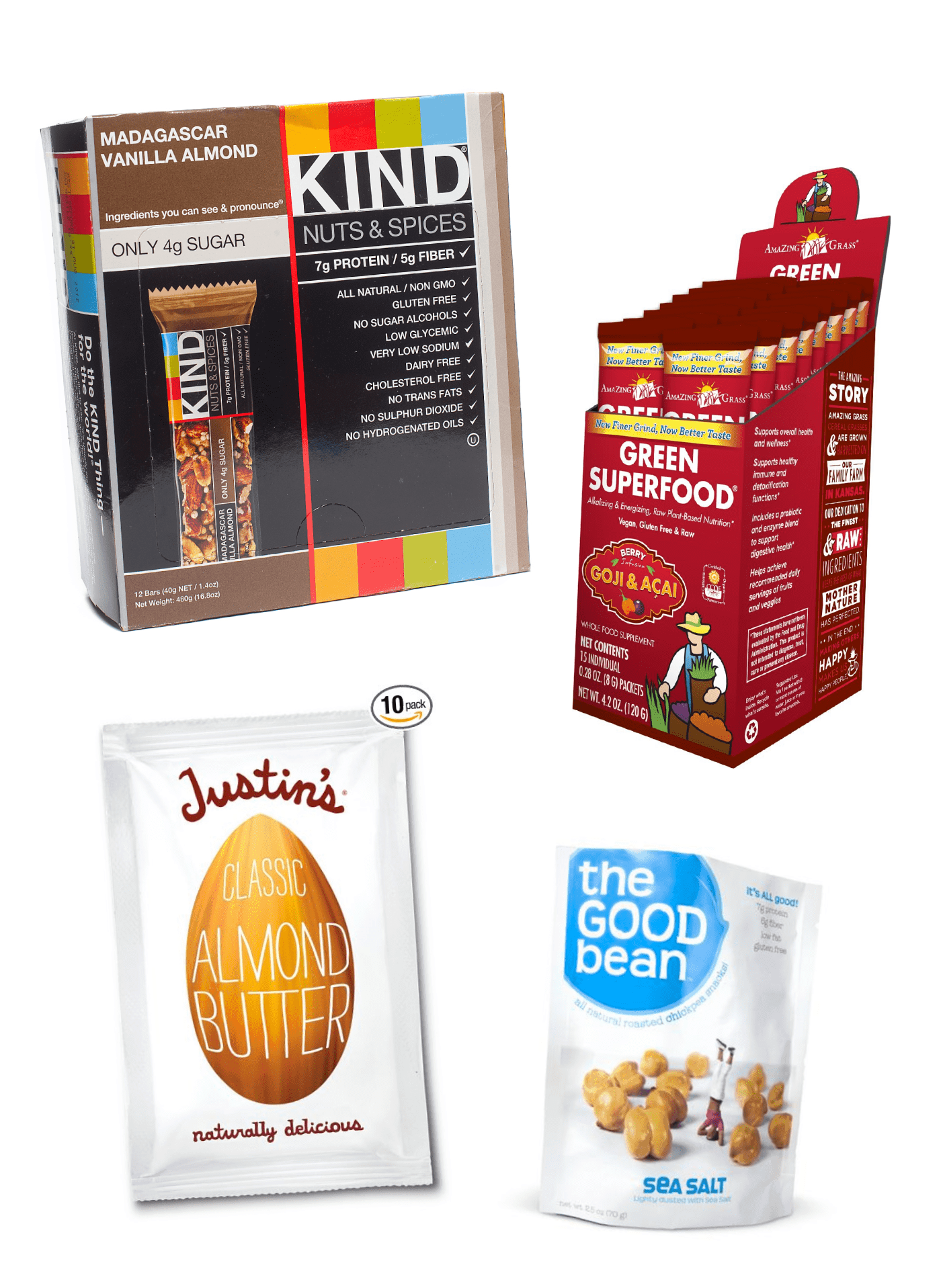 Healthy Travel Snacks you can find at any grocery store!